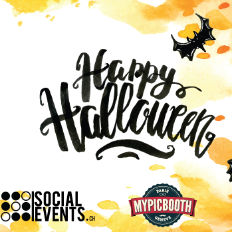 myPicBooth - Halloween